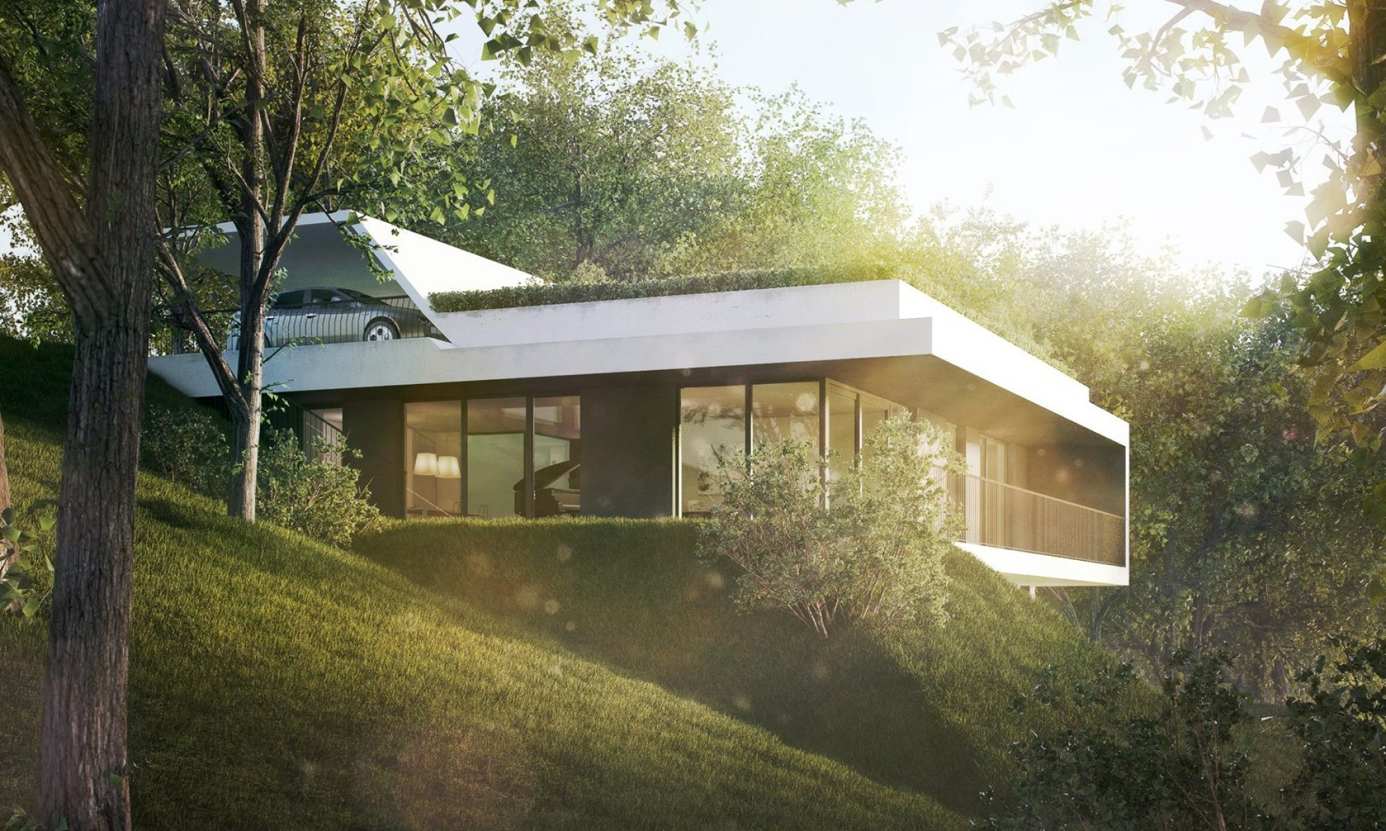 Severin Hamberger Architektur